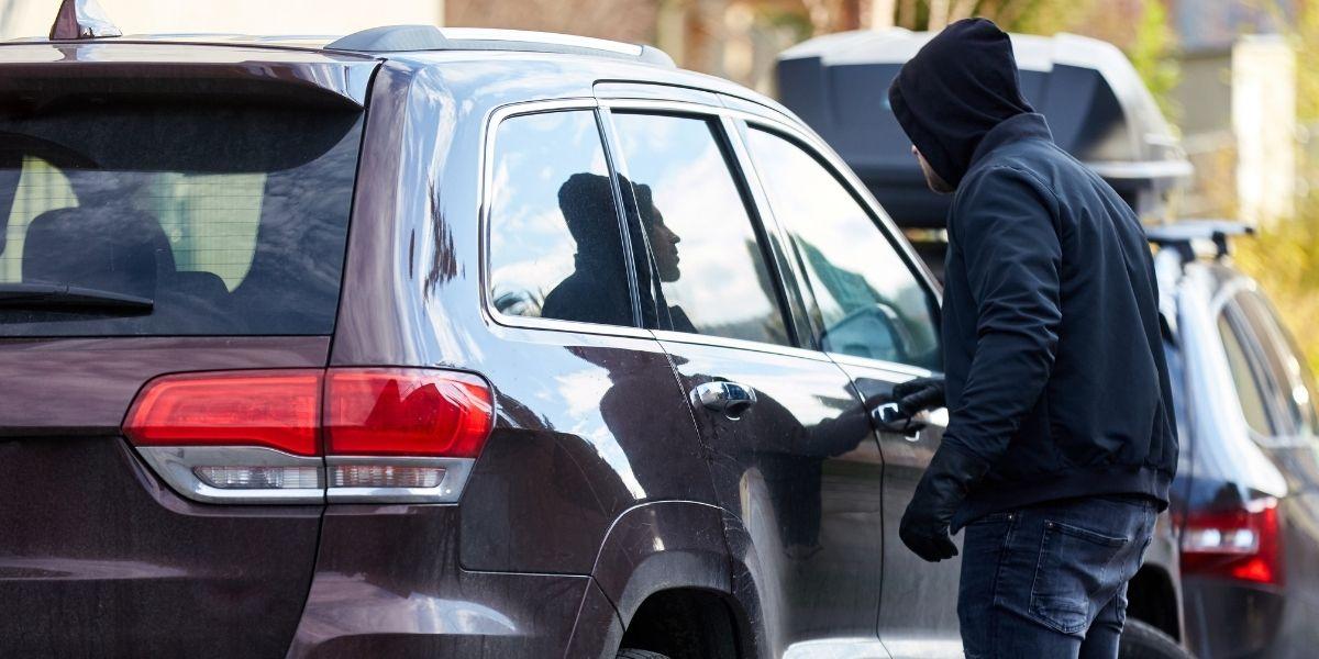 Hoe groot is de kans dat uw auto wordt gestolen?