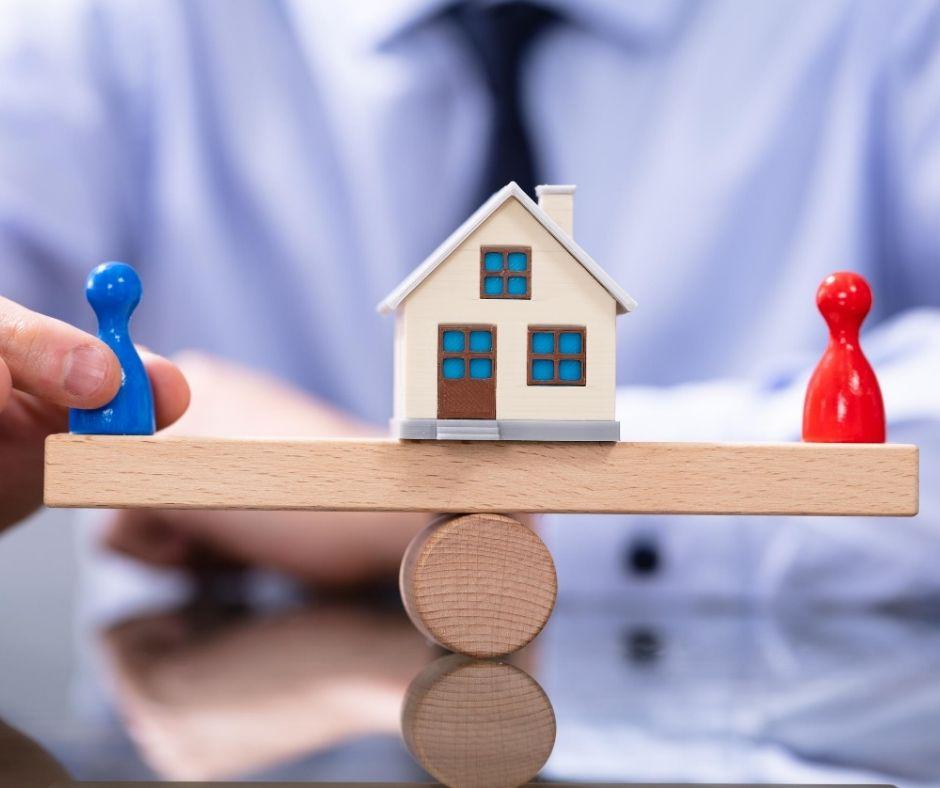 Scheiden en de woning: wie betaalt wat?
